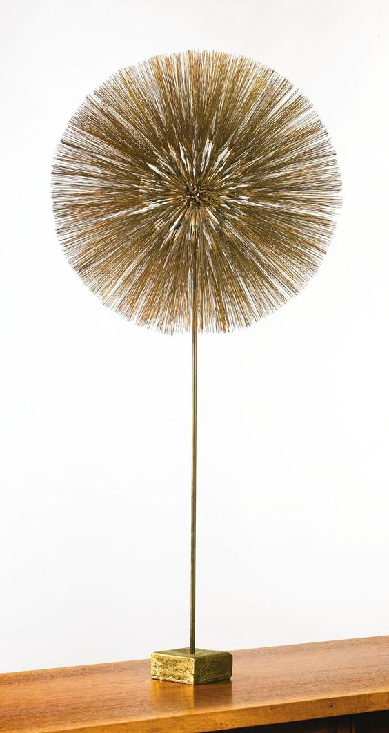 HARRY BERTOIA | Sunburst: