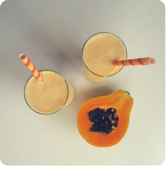 #SparkleInspiration #papayasmoothie #coconutsmoothie #tropicalsmoothie #smoothierecipe #collagenpeptides #drinkablebeauty #ingestiblebeauty