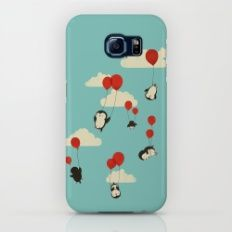 We Can Fly! Galaxy S7 Slim Case