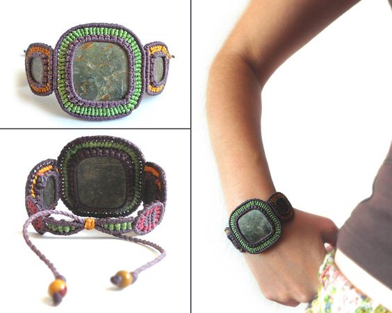 ALANGOO-Pokhara Stone Bracelet