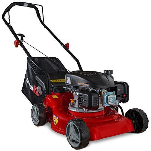 Gartenxl 16lp 123 S Benzin Rasenmaher 123ccm Motormaher Schnittbreite 40 Cm Mit Bildern Rasen Motor Gartenwerkzeug