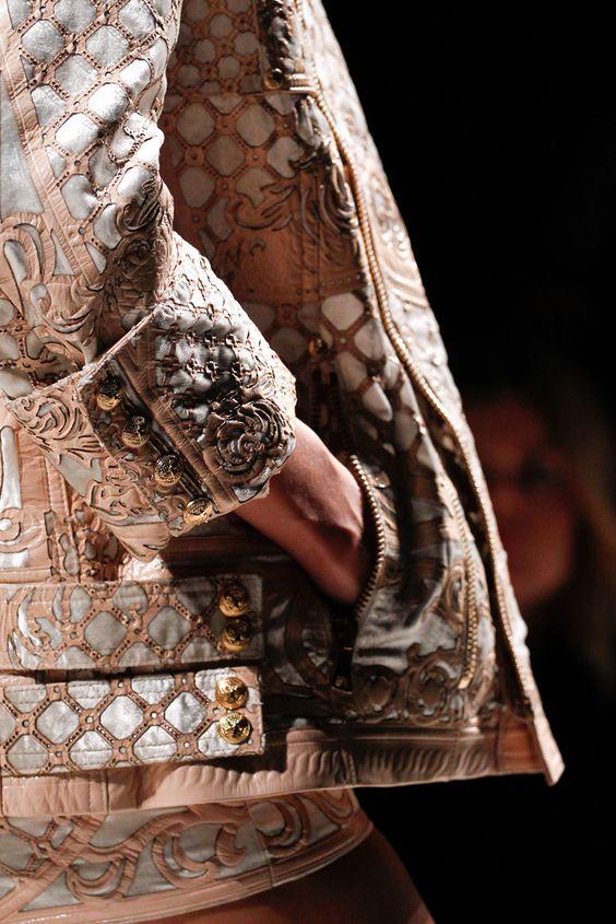 Balmain Fall 2012 Ready-to-Wear Collection Photos - Vogue