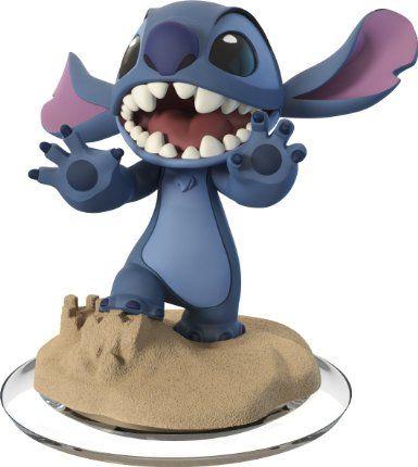 Figurine 'Disney Infinity 2.0' - Disney Originals : Stitch: Amazon.fr: Jeux vidéo