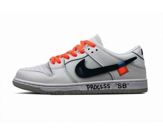 Online Rabatt Damen Nike Dunk Sb Grau Weiss Orange Schwarz Meistverkauft Nikedunksb Nike Dunks Sneakers Nike