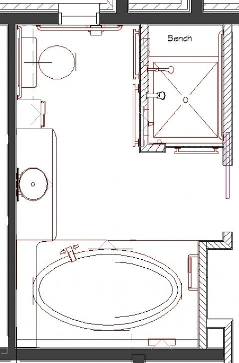 Cosy Master Bath Floor Plans Master Bathroom Layout Urban Interactive Design Pic Master Bathroom Design Bathroom Design Plans Master Bathroom Design Layout