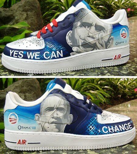 Sneakers customizzate.