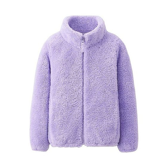 Fluffy Fleece Jacket | Outdoor Jacket