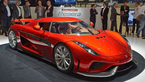 The Koenigsegg Regera is the most insane hybrid on earth