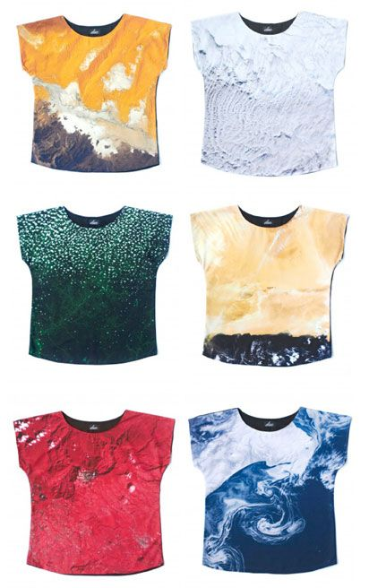 need these topographic tees!!!