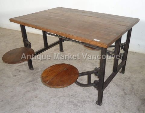 Industrial Furniture - Antiques Direct Worldwide - Wholesale / Retail