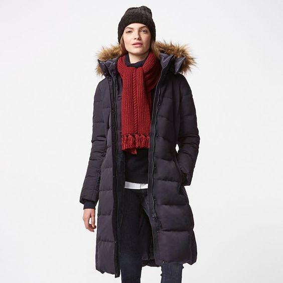UNIQLO WOMEN WARM TECH DOWN COAT | $170 | My style | Pinterest