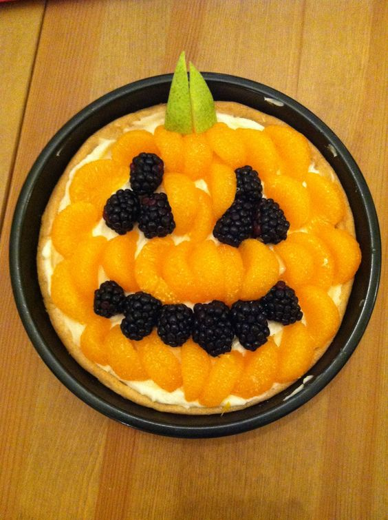 is a pumpkin a fruit sugar cookie fruit pizza