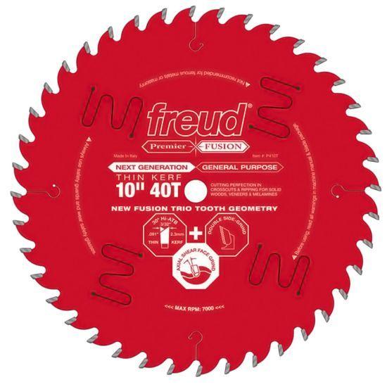 Freud 10 Circular Saw Blades Table Saw Blades Diy Table Saw