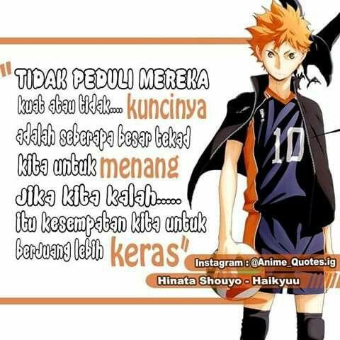 Pin Di Quotes Anime Indo