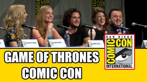 game of thrones comic con germany