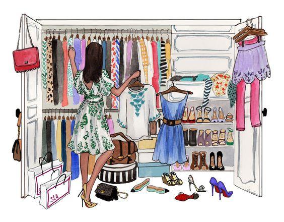 3 hábitos que limitam o seu guarda-roupa http://superela.com/2016/05/02/3-habitos-que-limitam-o-seu-guarda-roupa/