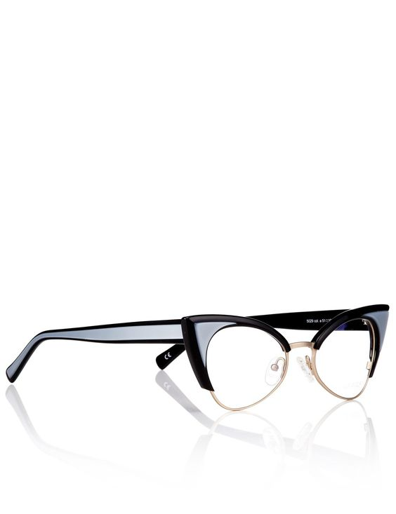 Black Cat-Eye Glasses | Andy Wolf | Avenue32
