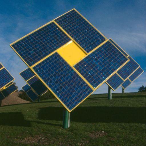 Electric Sunflower Trackers Ca Sda Archive Solar Design Solarsolutions Solarpanels Solarenergy Solarpo In 2020 Solar Panels Solar Energy Diy Solar Energy Panels