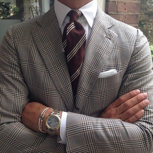 Plaid, Squares and Blazers on Pinterest