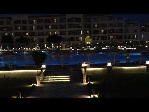 Hurghada Resort White Beach Albatros Youtube