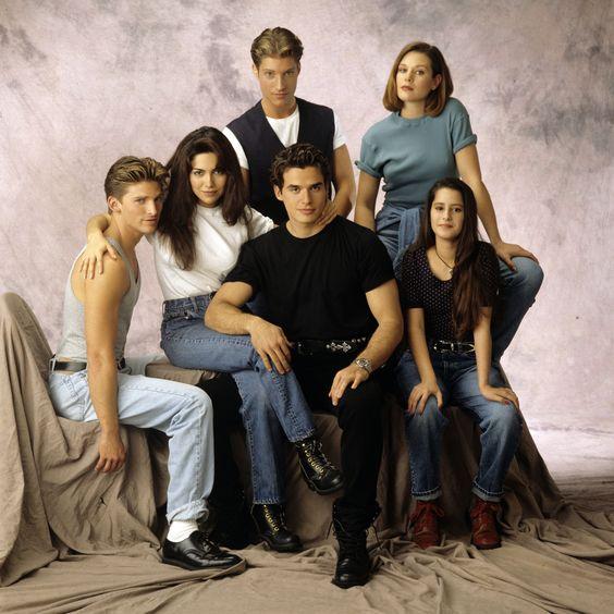The GH teen scene.