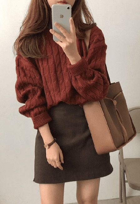 45 Gorgeous Fall Outfits to Shop Now Vol. 3 / 050 #Fall #Outfits