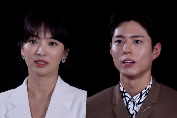 """Watch: Song Hye Kyo And Park Bo Gum Introduce """"Encounter"""" And Talk About Filming In Cuba"""
