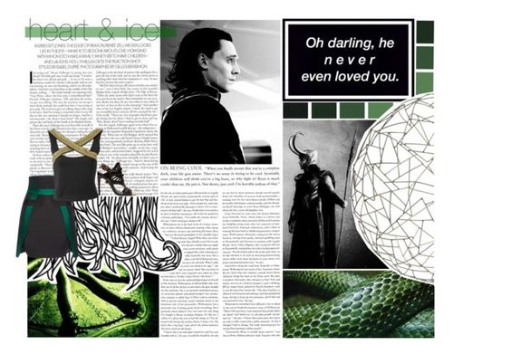"""&& / ""I think part of me knew the second I saw him that this would happen."" 