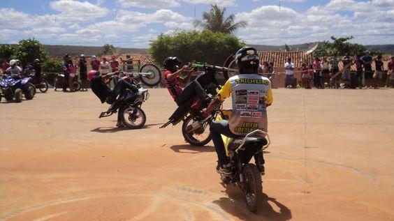 SerraGrandeOnline: Fotos da gincana de motos em Serra Grande.
