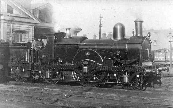 GWR 2-2-2 Broad Gauge