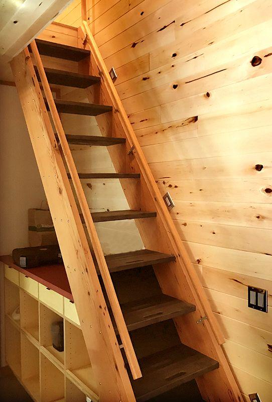 Ship S Ladder Stairway Solution Ship Ladder Loft Ladder Stairs