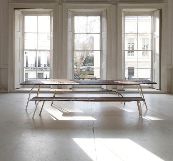 Esa mesa y ese espacio