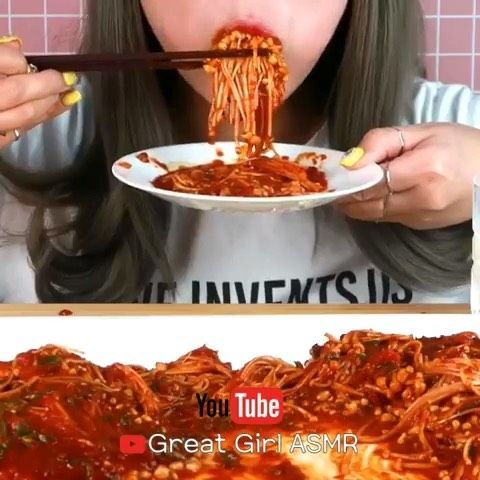 Pin By Autumn Spears On Food Recipes Food Enoki Mushroom Recipe Asmr spicy enoki mushrooms 매운 불닭팽이버섯 먹방 mukbang no talking eating sounds 咀嚼音 thanks for watching and. www pinterest co kr