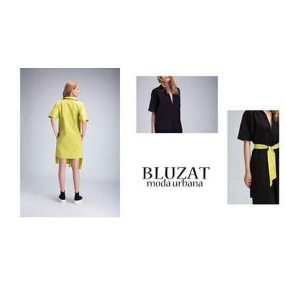 Keep it cool in the summer with kimo dressed. #bluzat #modaurbana #fashion #dress #ootd #Romania