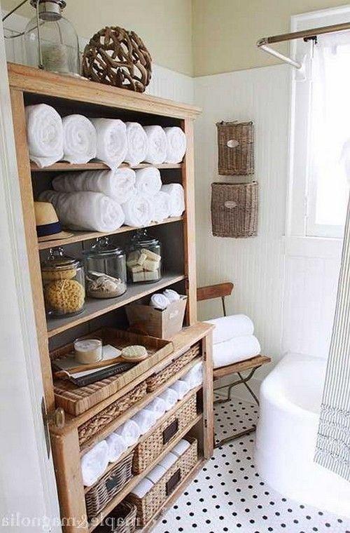 22 Lifesaving Bathroom Organizing Ideas