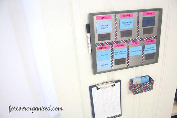 Shopping List - www.foreverorganised.com