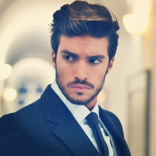 Mens Medium Length Hairstyles For Thick Straight Hair Mens Hairstyles Thick Hair Medium Hair Styles Medium Length Hair Styles