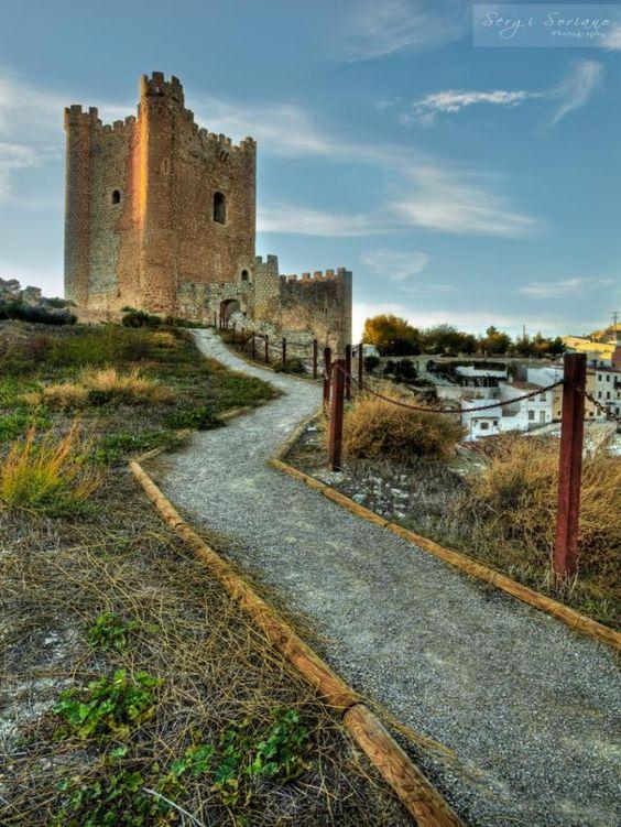 Castillo de Alcalá del Júcar (Castilla-La Mancha)