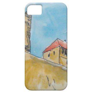 800 Jahre Bielefeld , Sparrenburg Etui fürs iPhone 5