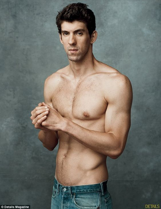 michael phelps. I don't care what people say your still attractive!!!