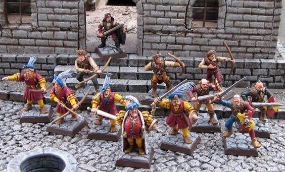The Van Spreuwens - Marienburg Mercenaries