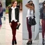 Cores da moda inverno 2013