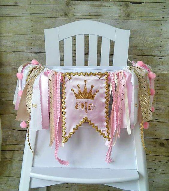 High Chair Banner, High Chairs And High Chair Tutu On