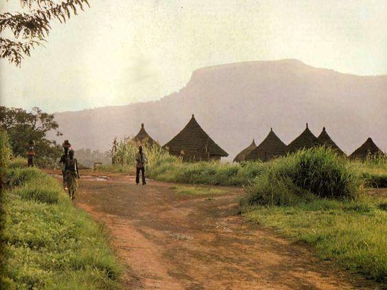 Guinea, West Africa: