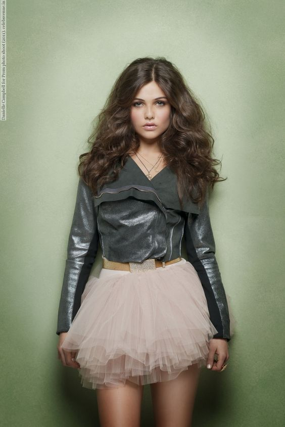 Danielle Campbell for Prom photo shoot (2011) (4 HQ pictures)