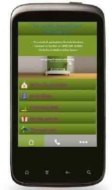 Mobiles Marketing im Hotel - Mobile Webseiten und dynamischer QR-Code für Hotellerie