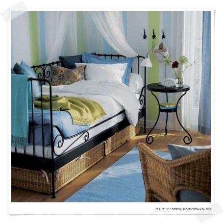 Pinterest the world s catalog of ideas for Divan hemnes colchon 90
