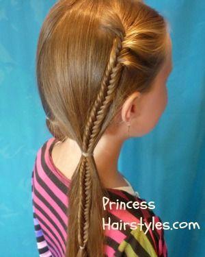 Astonishing Princess Hairstyles Girl Hair And Braids On Pinterest Short Hairstyles Gunalazisus