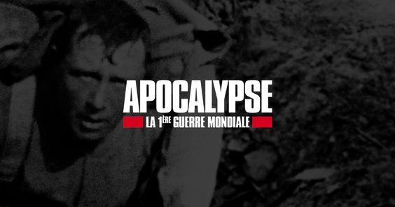Apocalypse, série documentaire sur le 1ère guerre mondial. Voix Matthieu Kassovitz.