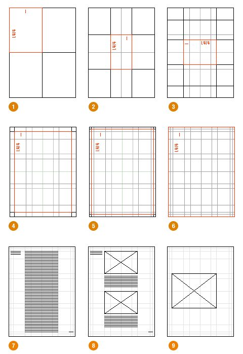 Grid system, Google and Layout on Pinterest